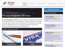 Circumnavigationreviews.in thumbnail