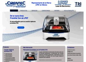 Cirentec.com.mx thumbnail
