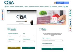 Cisa.gov.co thumbnail