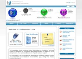 Cisassessment.co.uk thumbnail