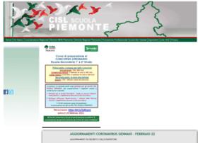 Cislscuolapiemonte.it thumbnail
