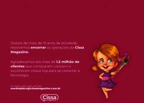 Cissamagazine.com.br thumbnail