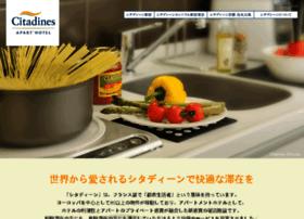 Citadines.jp thumbnail
