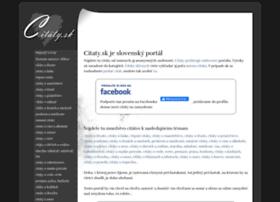 Citaty.sk thumbnail