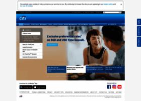 Citibank.com.sg thumbnail