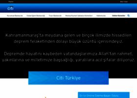 Citibank.com.tr thumbnail