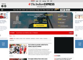 Cities.expressindia.com thumbnail