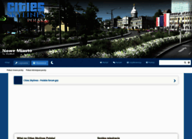Citiesskylines.pl thumbnail