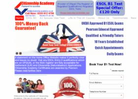 Citizenship-academy.co.uk thumbnail