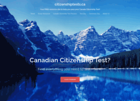 Citizenshiptests.ca thumbnail