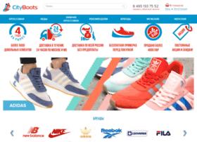 City-boots.ru thumbnail