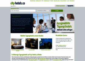 City-hotels.co thumbnail