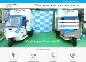 City-link.co.in thumbnail