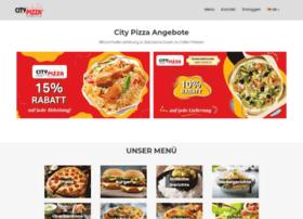 City-pizza-service.de thumbnail