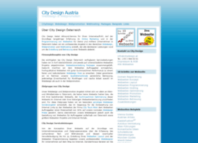 Citydesign.at thumbnail