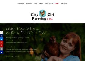 Citygirlfarming.com thumbnail