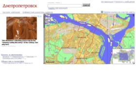 Citymap.dp.ua thumbnail