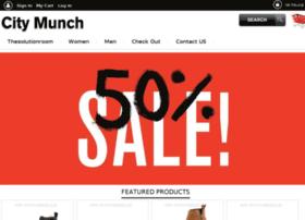 Citymunch.co.uk thumbnail