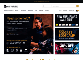 Citymusic.com.sg thumbnail