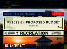 Cityofbastrop.org thumbnail