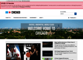 Cityofchicago.org thumbnail