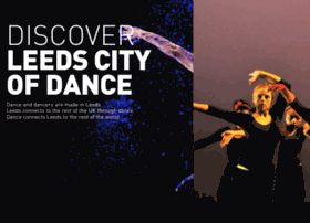 Cityofdance.co.uk thumbnail