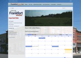 Cityoffrankfort.org thumbnail