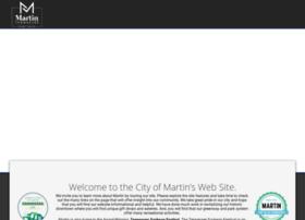 Cityofmartin.net thumbnail
