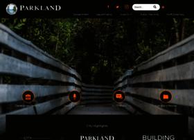 Cityofparkland.org thumbnail