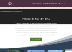 Cityofsaccity.org thumbnail