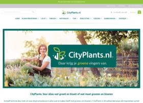 Cityplants.nl thumbnail
