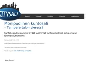 Citysali.fi thumbnail