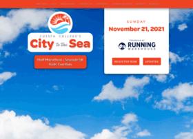 Citytothesea.org thumbnail
