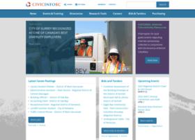 Civicinfo.bc.ca thumbnail