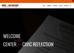 Civicreflection.org thumbnail