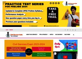 Civilserviceindia.com thumbnail