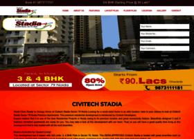 Civitech-stadia.co.in thumbnail