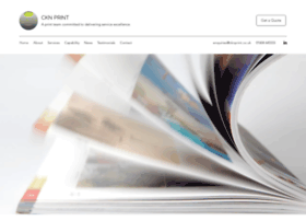 Cknprint.co.uk thumbnail