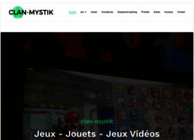 Clan-mystik.fr thumbnail