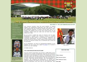 Clancameron.org.uk thumbnail