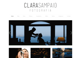 Clarasampaio.com.br thumbnail