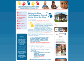 Clarefamilyresourcecentre.ie thumbnail