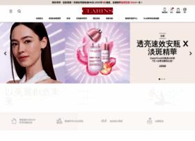 Clarins.com.hk thumbnail
