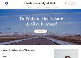Clarkag.org thumbnail