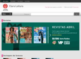 Claroleitura.com.br thumbnail