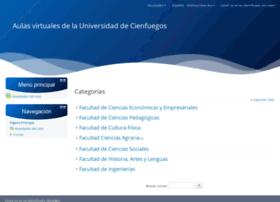 Clasesvirtuales.ucf.edu.cu thumbnail