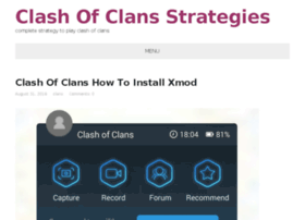 Clashofclansgame.info thumbnail