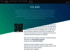 Class-germany.de thumbnail