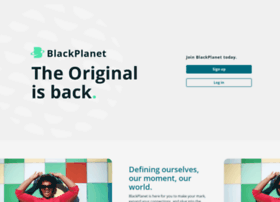 Com login blackplanet www BlackPlanet