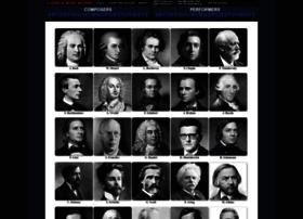 Classical-music-online.net thumbnail